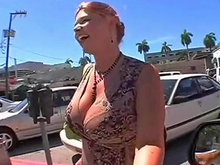 Sexy MILF Gets Both Of Her Lusty Fuck Holes Pleasured
