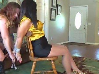 Lezdom Stripper 039 S Humiliation