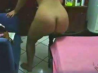 Hot Woman Masturbating On His Bedpost Porn 1e Xhamster
