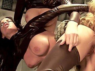Brandy Aniston Eve Laurence In Star Wars Xxx A Porn Parody Part 5 Vivid Txxx Com