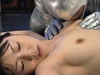 Hot Alien Cosplay With Miriya Tachibana And Tsubomi Drtuber