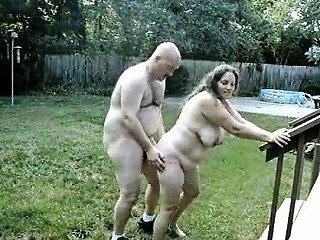 Couple Fucks Within The Garden Nuvid