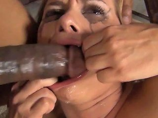 Katja Kassin Has A Boyfriend But Shes Still Going To The Dungeon To Get Her Face Fucked
