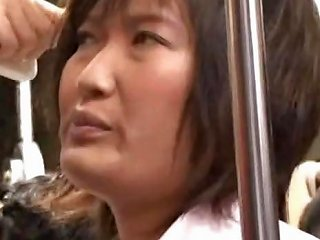 Asian Girl Is On A Bus And Gets Groped And Blows Cock And Nuvid