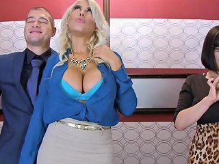 Giant Blonde Tits In The Elevator Free Porn 61 Xhamster