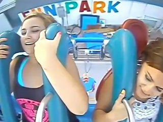 Oops Big Boobs Tits In Roller Coasters Compilation