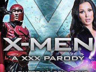 Patty Michova Danny D In Xxx Men Psylocke Vs Magneto Xxx Parody Brazzers Txxx Com