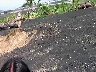 Catsuit Action Girl Blowjob Handjob Fuck My Tits Cum On My Big Natural Tits