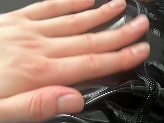 Feeling Of A Latex Catsuit Free Amateur Porn 00 Xhamster