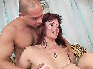 Experienced Milf Betty 60 Years Old Still Going
