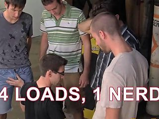 Cum Covered Nerd Bukakke Free Gay Porn Video 4c Xhamster